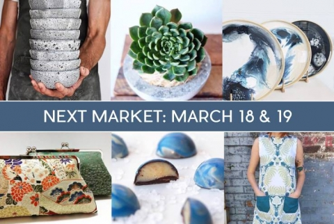 Next Market March 18 & 19