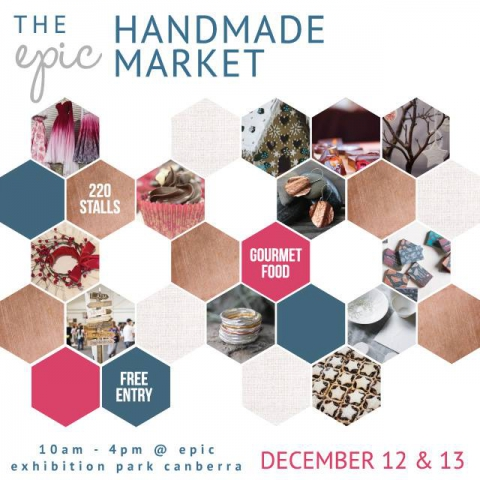 Handmade Market 11 and 12 December 2015