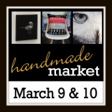 Handmade Market Canberra March 9 & 10