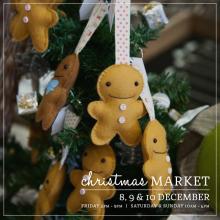 Christmas Market 8,9 & 10 December