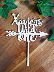 Xaviers wild one