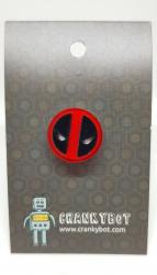 Deadpool inspired badge